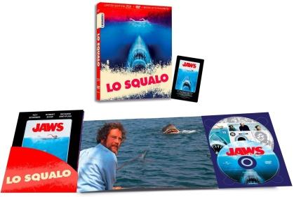 Lo Squalo (1975) (I Numeri 1, Edizione Limitata, Blu-ray + DVD)
