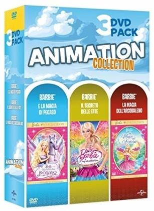 Barbie e la Magia di Pegaso / Barbie, il Segreto delle Fate / Barbie, la Magia dell'Arcobaleno - Triple Pack