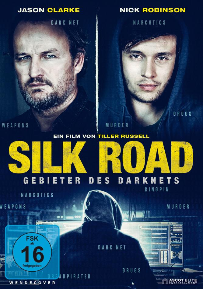 Silk Road - Gebieter des Darknets (2021)