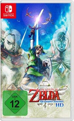 The Legend of Zelda: Skyward Sword HD (German Edition)