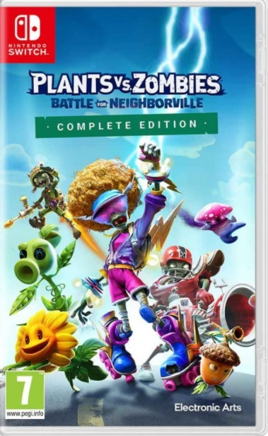 Plants vs Zombies 3 - Battle for Neighborville (The Complete Edition)