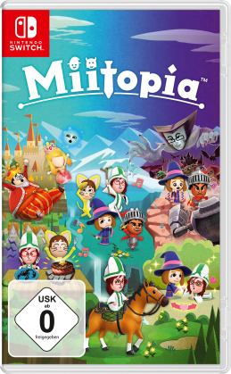 Miitopia (German Edition)