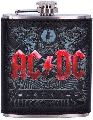 AC/DC - Black Ice (Hip Flask)