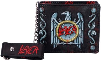 Slayer: Eagle Logo - Embossed Wallet