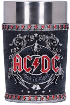 AC/DC - Back In Black (Shot Glass)