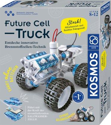 Future Cell-Truck (Experimentierkasten)