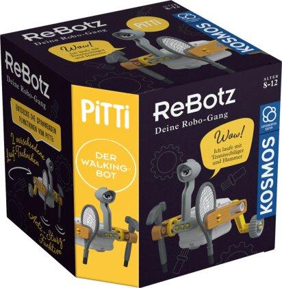 ReBotz - Pitti der Walking-Bot (Experimentierkasten)