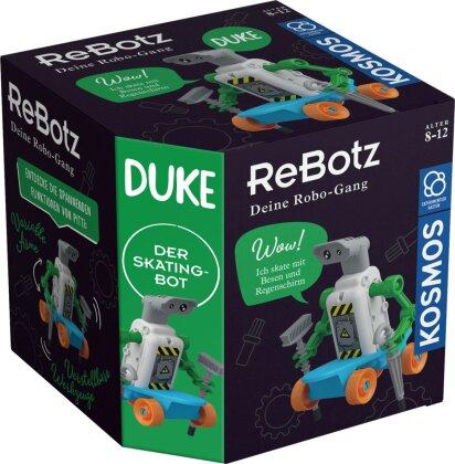 ReBotz - Duke der Skating-Bot (Experimentierkasten)
