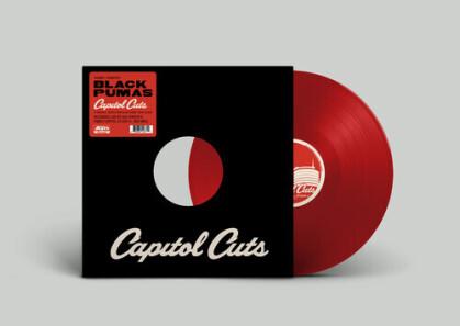 Black Pumas - Capitol Cuts - Live From Studio A (Red Vinyl, LP)