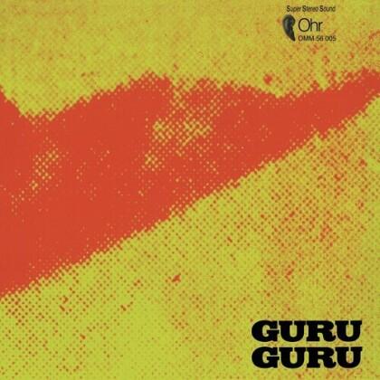 Guru Guru - Ufo (2021 Reissue, Cleopatra, Digipack, Deluxe Edition, Remastered)