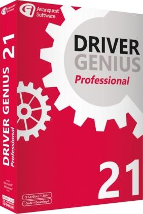 Driver Genius 21 Professional (Code in a Box)
