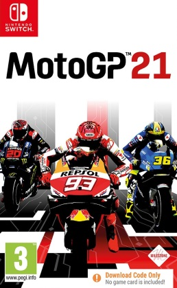 MotoGP 21 - (Code in a Box)