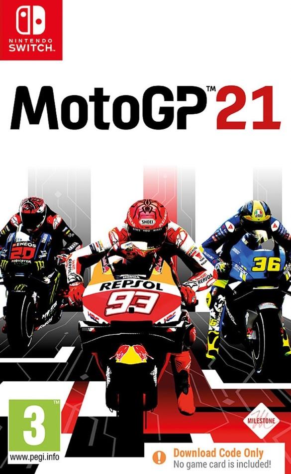 MotoGP 21 - (Code in a Box)