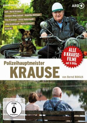 Polizeihauptmeister Krause - Alle 8 Krause-Filme (8 DVDs)