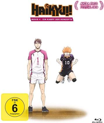Haikyu!! - Movie 4 - Ein Kampf der Konzepte (2017)