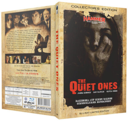 The Quiet Ones (2014) (Grosse Hartbox, Limited Collector's Edition)