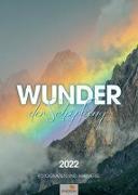 WUNDER DER SCHÖPFUNG Kalender 2022