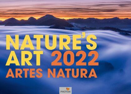 NATURE`S ART Kalender 2022