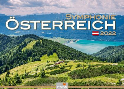 SYMPHONIE ÖSTERREICH Kalender 2022