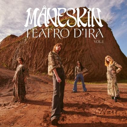 Maneskin - Teatro D'ira Vol.1 (LP)