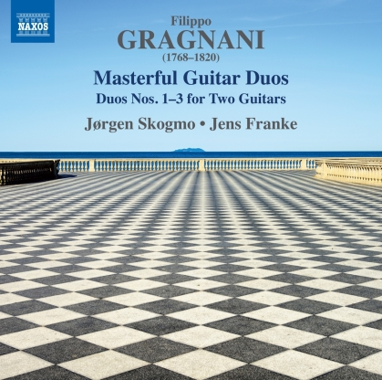 Filippo Gragnani (1768-1820), Jorgen Skogmo & Jens Franke - Guitar Duos