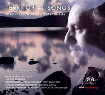 Sunleif Rasmussen & Michala Petri - Territorial Songs - Works For Recorder