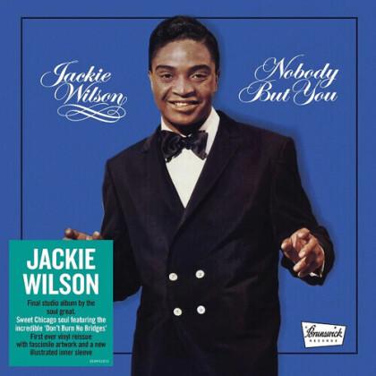 Jackie Wilson - Nobody But You (140 Gramm, 2021 Reissue, Demon, LP)