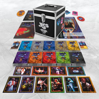 Yes - Union 30 Live (Box, 29 CDs + DVD)