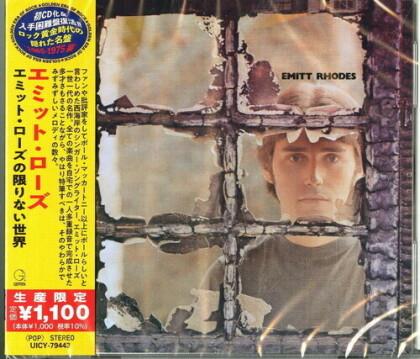Emitt Rhodes - --- (2021 Reissue, Japan Edition)