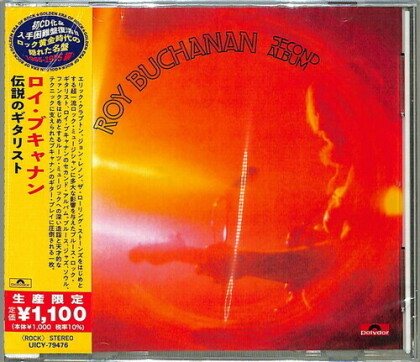 Roy Buchanan - Second Album (Japan Edition)