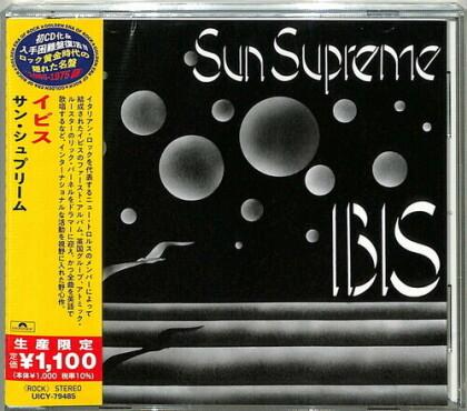 Ibis - Sun Supreme (Japan Edition)