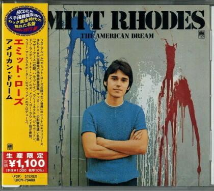 Emitt Rhodes - American Dream (Japan Edition)