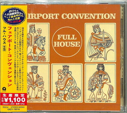 Fairport Convention - Full House (Japan Edition)