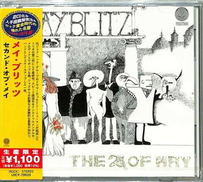 May Blitz - 2nd Of May (Japan Edition)