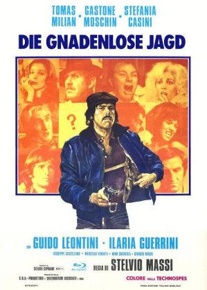 Die gnadenlose Jagd (1974) (Cover B, Eurocult Collection, Limited Edition, Mediabook, Uncut, Blu-ray + DVD)
