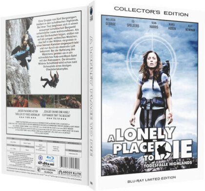 A lonely place to die (2011) (Grosse Hartbox, Limited Collector's Edition)