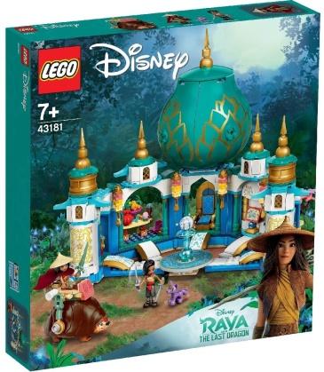 Raya und der Herzpalast - Lego Disney Princess