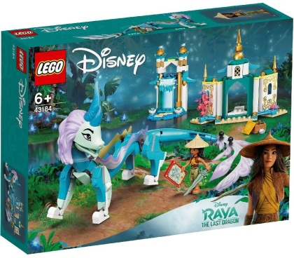 Raya und der Sisu Drache - Lego Disney Princess