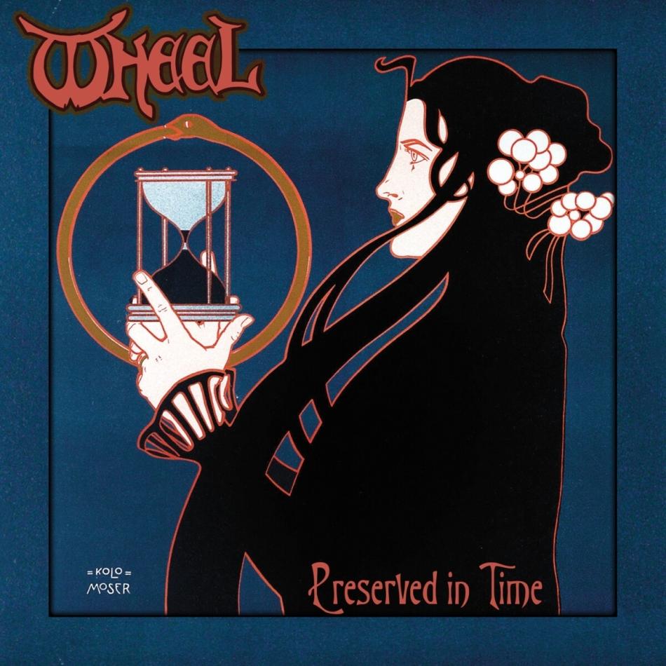 Wheel - Preserved In Time (Black Vinyl, LP)