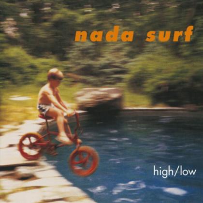 Nada Surf - High/Low (Music On Vinyl, Limited, 2021 Reissue, Gold Vinyl, LP)