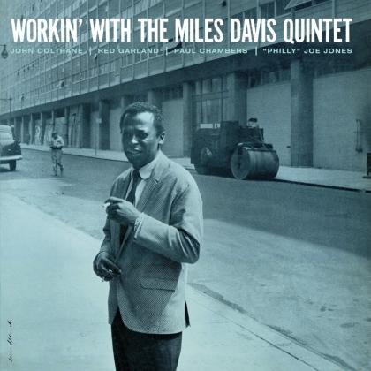 Miles Davis - Workin' With The Miles Davis Quintet (2021 Reissue, Bonustrack, Wax Time, LP)