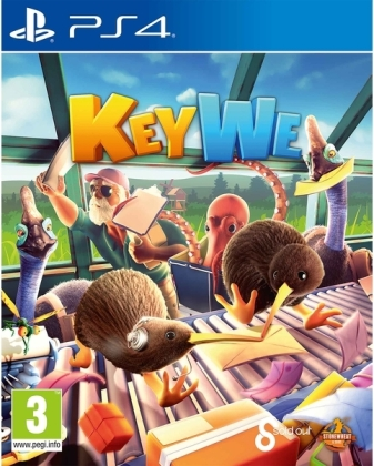 KeyWe [PS4/Upgrade to PS5]