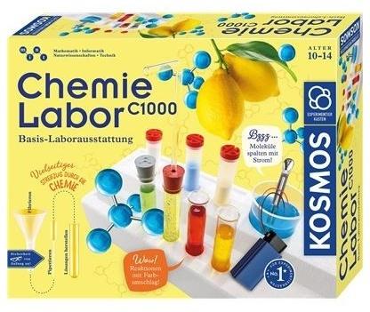 Chemielabor C 1000 (Experimentierkasten)