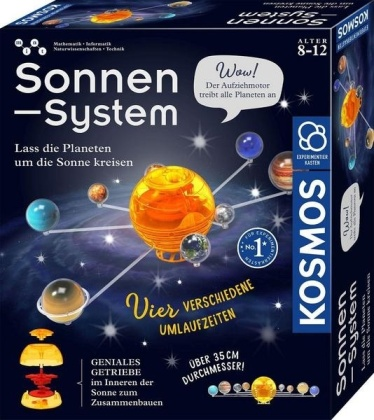 Sonnensystem (Experimentierkasten)