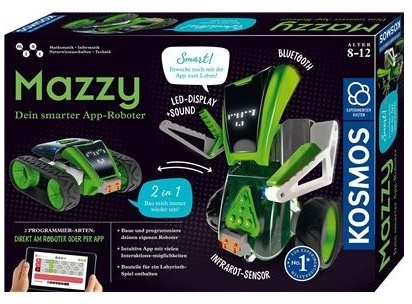 Mazzy - Dein smarter App-Roboter