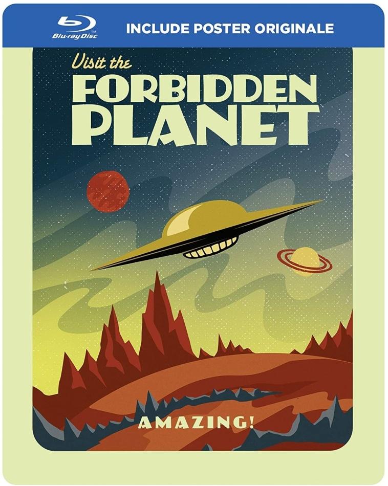 Il pianeta proibito (1956) (Steelbook)