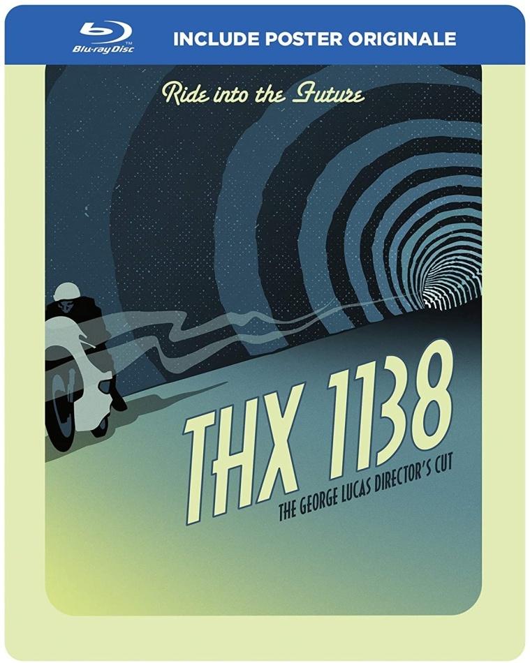 THX 1138 (1971) (Steelbook)
