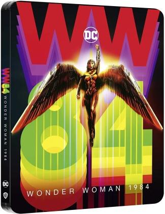Wonder Woman 1984 (2020) (Steelbook, 4K Ultra HD + Blu-ray)