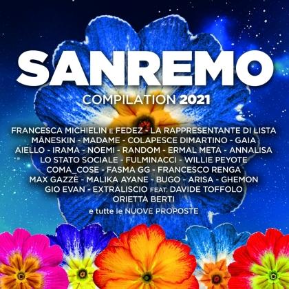 Sanremo 2021 (2 CDs)