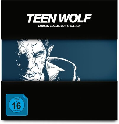 Teen Wolf - Die komplette Serie - Staffel 1-6 (Limited Collector's Edition, 34 DVDs)